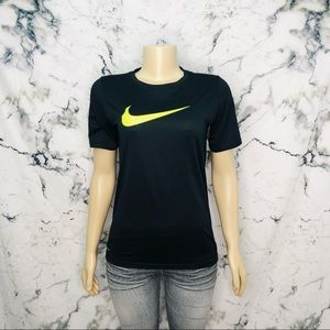 The Nike Tee Dri-Fit Shirt Black
